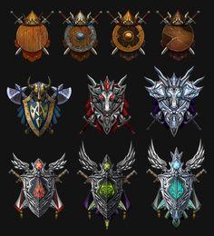 Crests set by Hofarts