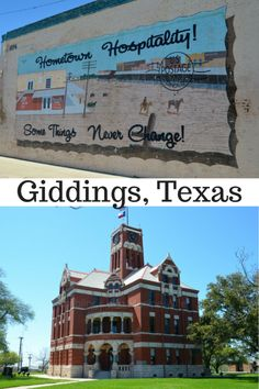 Giddings Texas