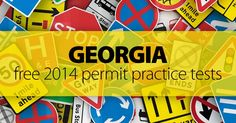 This free Georgia DDS Practice test teaches you GA road signs and provides the basic knowledge of the road rules. Click here to start now (no registration)!