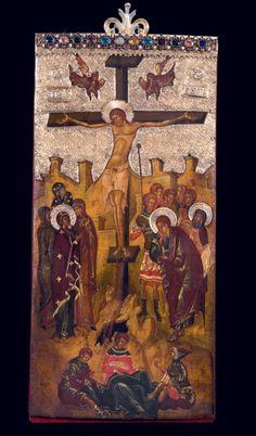 Buy online Offset Print - Tatiana K - At the Atomium Jesus Art, Jesus Christ, Savior, Renaissance Kunst, Black Art Pictures, Jesus Lives, Religious Icons, Art Icon, Orthodox Icons