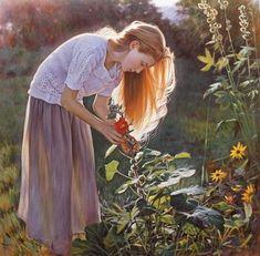 Danielle Richard - pastel paintings