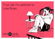 might need rehab... Or maybe just see him at Country Jam 2014 ;) Join us there?! #countryjamusa #lukebryan