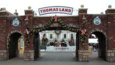 Thomas Land Drayton Manor - William would love this