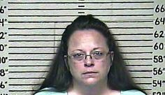 Kim Davis - Can her 15 minutes of infamy be over now?