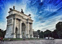 Arco della Pace (Corso Sempione)