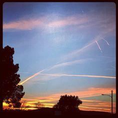 #photo #fun #desertskies #photography #landscape #sunrise #sunset #weather #clouds #stars #moon #colorful #rainbow #mountains #horizon #pigpaint