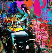 collage cedric bouteiller - Recherche Google Les Oeuvres, Beautiful Flowers, Cool Art, Sculptures, Collage, Anime, Painting, Google, People