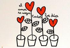 ¿Pensando en qué regalar a tu pareja? Te damos unas ideas para ayudarte. No olvides que el amor se riega todos los días.  #amor #SanValentin #corazones #regalos #pareja #novio #novia