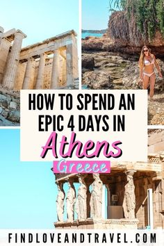 Athens Acropolis, Athens Greece, Greece Itinerary, Greece Travel, Athens Beach, Greece Food, Greece Photography, Europe Travel Guide, Best Places To Eat