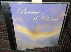 FATHER PAT: BECAUSE WE BELIEVE MUSIC CD, 10 GREAT CHRISTIAN MUSIC TRACKS, GUC