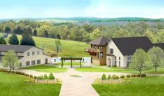 Renderings of Stone Tower Winery, slated to fully open in 2014. #Loudoun #vawine