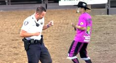 Country Music Lyrics - Quotes - Songs Viral content - Rodeo Clown Brings A Police Officer Into Arena, But When They Start Dancing? Hysterical - Youtube Music Videos https://countryrebel.com/blogs/videos/rodeo-clown-brings-a-police-officer-into-arena-but-when-they-start-dancing-hysterical