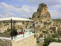 Cave – Hezen Cave Hotel, Cappadocia, Turkey. www.secretearth.com/accommodations/250-hezen-cave-hotel