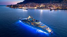 Yacht in Monaco By: Joseph Baric - Architecture and Home Decor - Bedroom - Bathroom - Kitchen And Living Room Interior Design Decorating Ideas - Saint Bart, Monaco, Ibiza, Assurance Auto, Private Yacht, Float Your Boat, Yacht Design, Power Boats, Speed Boats