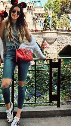 Cute Disneyland outfit