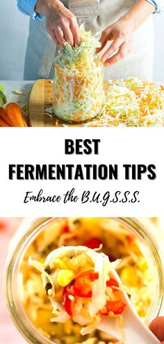 A short lesson here on six of my best fermentation tips that will give you the necessary foundation to become a Fermentation Ninja! Homemade Sauerkraut, Sauerkraut Recipes, Fermented Cabbage, Fermented Foods, Recipes For Beginners, Vegetable Recipes, Ninja, Foundation, Meals
