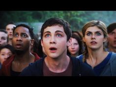 Percy Jackson: Sea of Monsters - Official Trailer (2013) [HD]