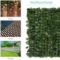Cheap Privacy Fence, Privacy Fence Screen, Patio Fence, Fence Screening, Backyard Fences, Backyard Landscaping, Fence Panels, Yard Privacy, Outdoor Privacy