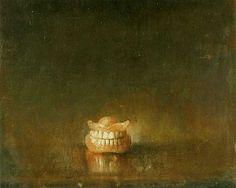 """""""The Dentures"""" Odd Nerdrum - 1983"""