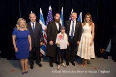 President Trump Granted Sick Girl's Wish During Packed Middle East Trip; MSM Completely Ignores!