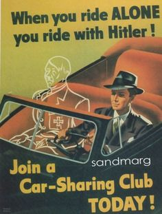 Car Sharing Club (well that escalated quickly