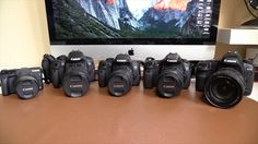 cool Canon M3, 700D (T5i), 750D (T6i), 60D, 5DmkII | Comparativa Check more at http://gadgetsnetworks.com/canon-m3-700d-t5i-750d-t6i-60d-5dmkii-comparativa/