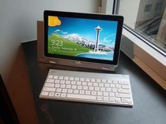 First impressions of the Windows 8 Acer Iconia W700 tablet