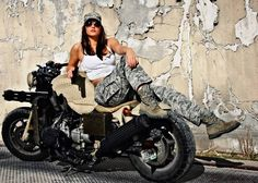 This is the Ultimate Zombie Apocalypse Motorcycle (20 Photos) - Suburban Men - July 31, 2015