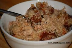 Daddy's Chicken Perlo (Pileau) - Satisfying Eats
