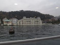 From the Bosphorus cruise tour