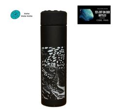 FREE SHIPPING. BPA FREE. WITH ITS CAMOUFLAGE COAT, THIS AGILE FELINE DOMINATES THE AMERICAS. DISCOVER OUR STAINLESS STEEL WATER BOTTLE JAGUAR FOR AN ESCAPE INTO THE WILDERNESS. Fighting for the preservation of animals results in simple reflexes. Replacing a plastic bottle with a reusable isothermal water bottle is a daily gesture that has a considerable impact on our environment. Your drink will stay hot or cold throughout the day. #insulatedbottle #stainlesssteelwaterbottle #metalbottle Camouflage Coat, Stainless Steel Water Bottle, Plastic Bottles, Jaguar, Wilderness, Environment, Cold, Drink, Free Shipping