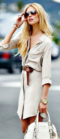 Cool 50+ Beauty Shirtdresses Style Inspirations https://www.fashiotopia.com/2017/06/05/50-beauty-shirtdresses-style-inspirations/ Summer dresses are a really good alternative to conventional wedding dresses. In the event the summer dress is easy, glitz this up with metallic accents. You will also find it less difficult to discover low-cost club dresses for plus size females online rather than offline. #Clubdresses