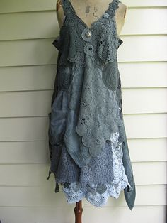 Fade to Grey Dress by AllThingsPretty, via Flickr