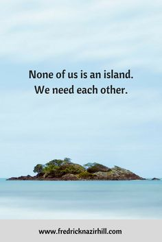 We don't necessarily need a multitude of people in our circle, but we do need SOMEONE with wisdom and understanding to help us along the way.