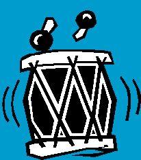 Knutselideeen voor kinderen, rondom het thema muziek. Knutselen met het thema muziek en nog meer thema's vind je op deze site