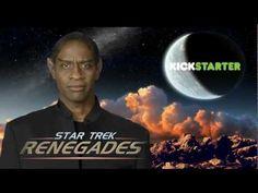 Tim Russ on Star Trek: Renegades