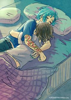Max x Chloe -The Life Is Strange-