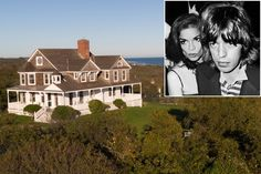 """Dick Cavett got his majestic mansion — built on a Montauk bluff overlooking the Atlantic Ocean — for a steal. Back in 1967, Cavett, then a writer for """"The Merv Griffin Show"""" and his then-wife, actr…"""