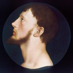 Hans Holbein the Younger (German 1497 - 1543) Sir Thomas Wyatt the Younger  circa 1540-42 Pic http://image.masterart.com/tsmedia/WeissThephoto/Weiss1112007T16434.jpg?qlt=75&cell=3000,3000&cvt=jpg Page http://www.masterart.com/Hans-Holbein-the-Younger-1497-1543-Sir-Thomas-Wyatt-the-Younger-1521-1554-PortalDefault.aspx?tabid=53&dealerID=321&objectID=26892