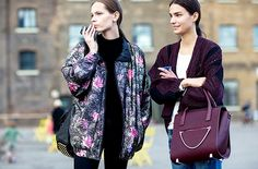 The Latest Street Style Photos From London Fashion Week via @WhoWhatWear