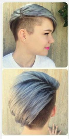 ... Shaved Side Hair on Pinterest   Undercut, Hair Tattoos and Shaved