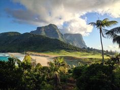Lord Howe Island, New South Wales Australia