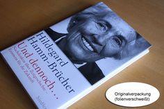 Hildegard Hamm-Brücher, Und dennoch, 2011, Politik, Erstausgabe,Siedler Verlag