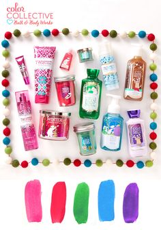 The annual Bath and Body Works Winter Collection| the best smells EVER!:) love the twisted peppermint