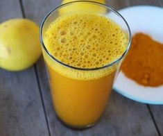Что произойдет с организмом, если добавить к воде с лимоном куркуму - health info