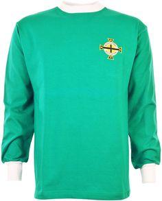 Irlande du Nord 1971 on retrofootballclub