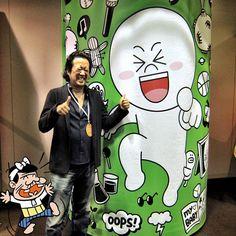 #character #sticker #event #japan - @fukudadesuga- #webstagram