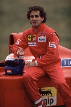 Alain Prost, Ferrari F1, F 1, Formula One, Le Mans, Grand Prix, Rally, Race Cars, Champion