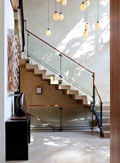 Escadas de concreto – Parte I - Athelier do Corrimão