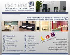 Warendorf: Tischlerei Sommerkamp-Huesmann